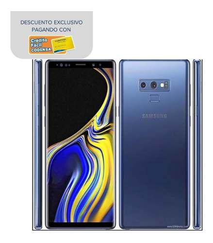 Samsung galaxy note 9 6gb ram 128gb