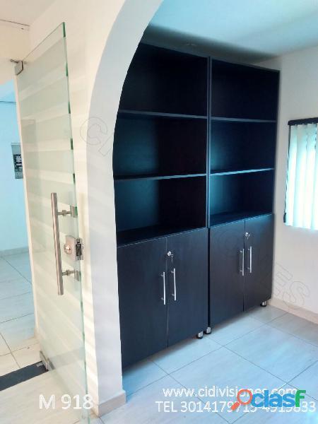 Mobiliario para oficina archivadores, escritorios