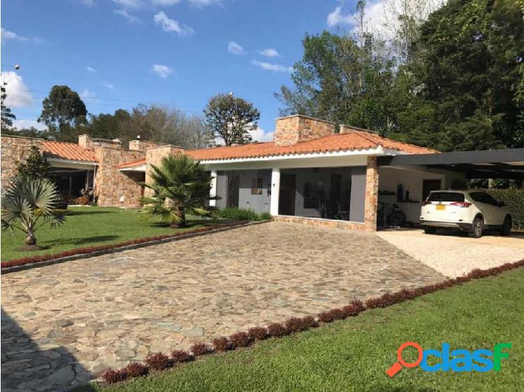 Casa finca en venta rionegro llanogrande l3