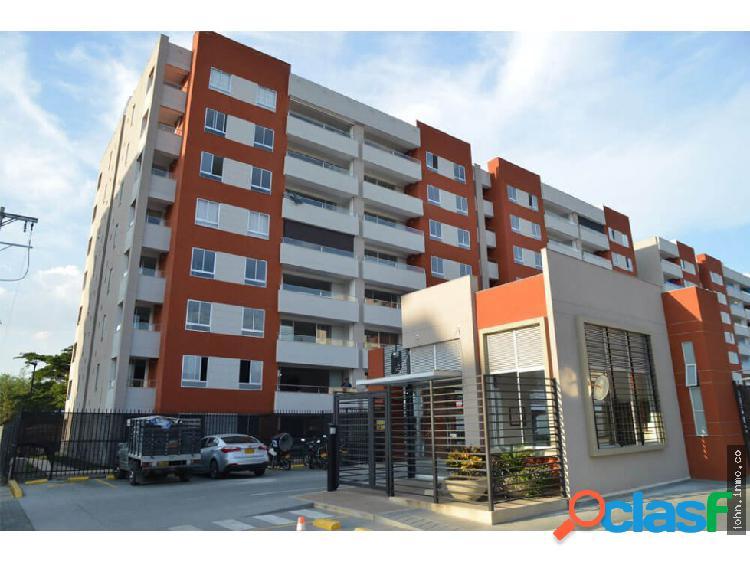 Apartamento en alquiler ciudad bochalema cali