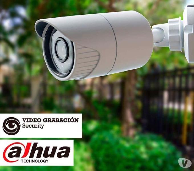 Venta e Instalacion de Camaras de Seguridad marca Dahua