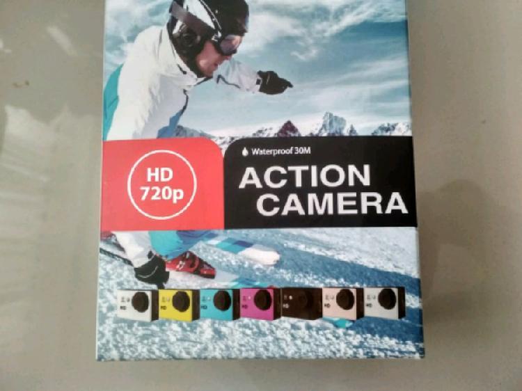 Action camera HD 720p 2