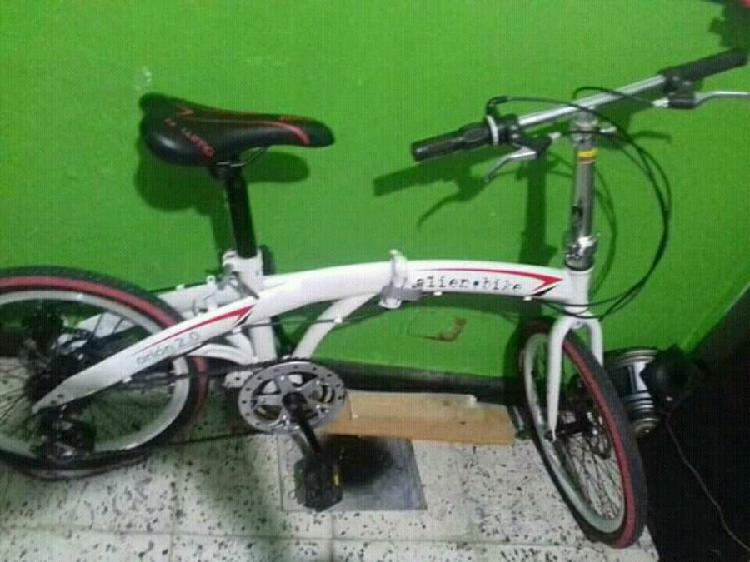 Bicicleta alien bike orion 2.0