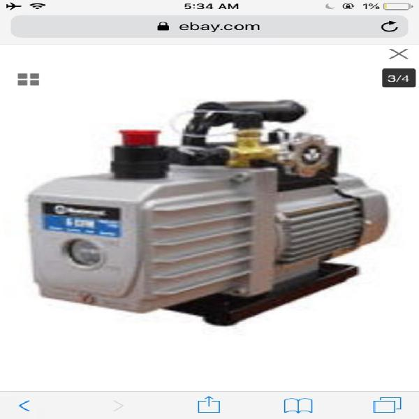 """Bomba """"rotary vacuum"""""""