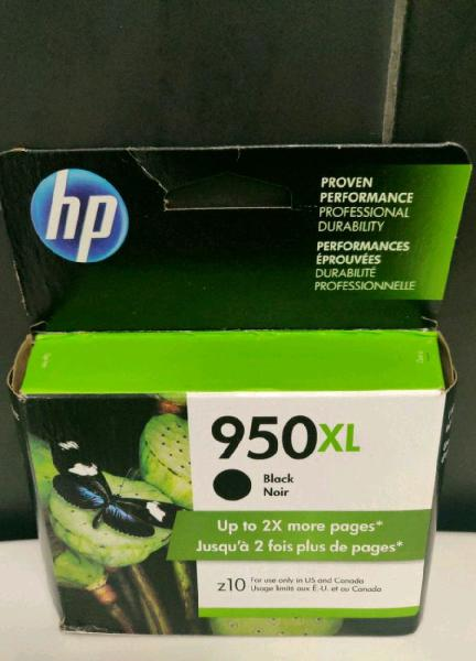Cartucho hp 950xl