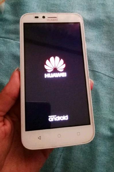 Celular Huawei Y625 de segunda