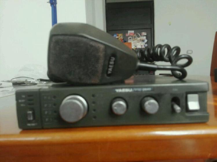 radio teléfono Yaetsu japonés original con su respectivo