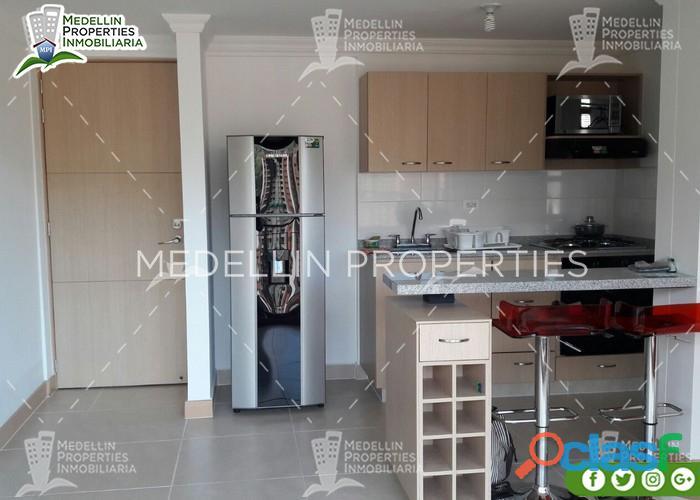 Alquiler de apartamentos por mes en sabaneta cód: 4802