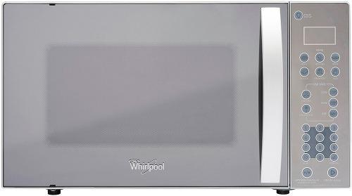 Horno microondas whirlpool silver wms-07zdhs