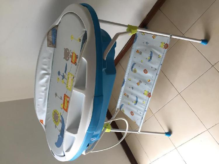 Bañera cambiador olimpia niño prinsel - usada