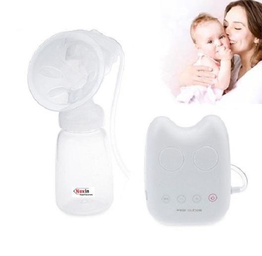 Promoción! extractor eléctrico leche materna real bubee