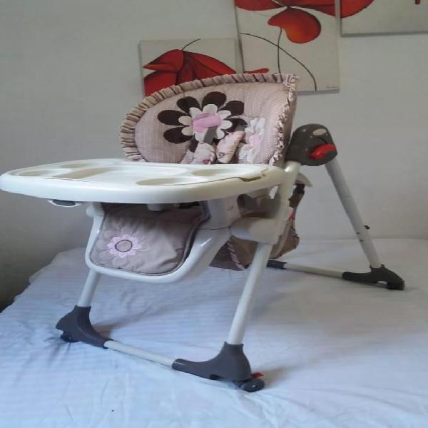 Silla comedor para bebe marca baby trend