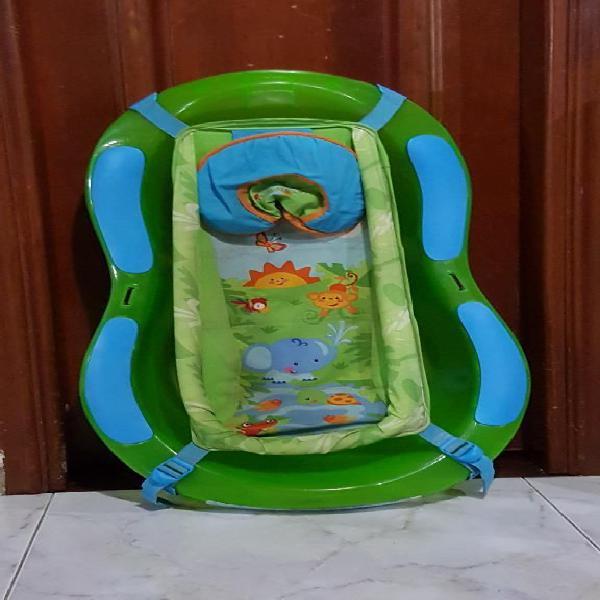 Tinabañera fisher price rainforest