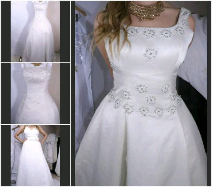 Venta vestidos de novia cien mil pesos