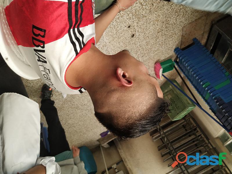 Curso. intensivo de barberia