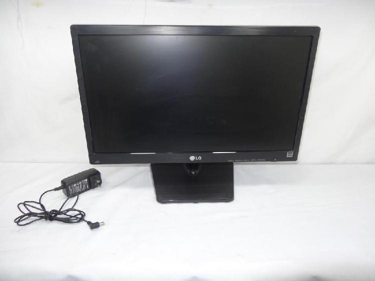 Monitor para pc lg led 20'' pulgadas modelo 20m37 b con