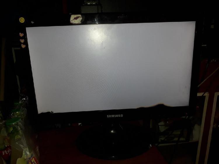 Monitor samsung s20d300 pantalla rota, 19,5 pulgadas