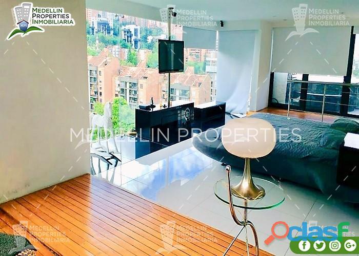 Apartamentos y casas amobladas por dias en medellin cód.: 4929