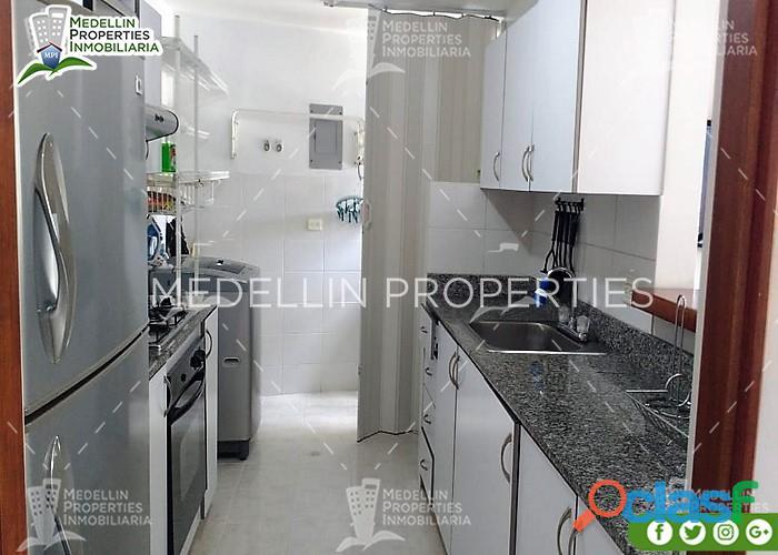 Apartamentos y casas amobladas por dias en medellin cód.: 4931
