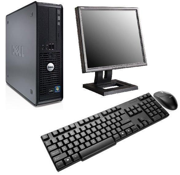 Vendo computador mesa corporativo completo torre marca dell