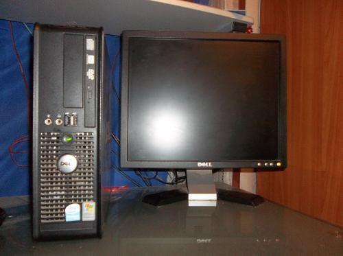 Vendo computador mesa corporativo torre marca dell optiplex