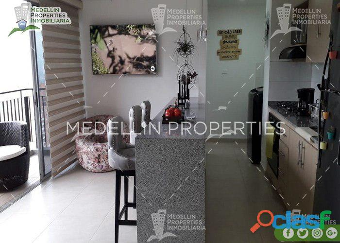 Apartamentos en arriendo amoblados en sabaneta cod: 5083