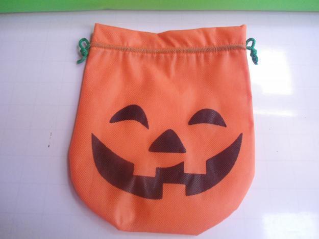 Bolsas halloween o dia de los niños