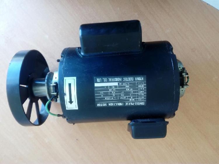 Motor electrico 1/4 y motoreductor