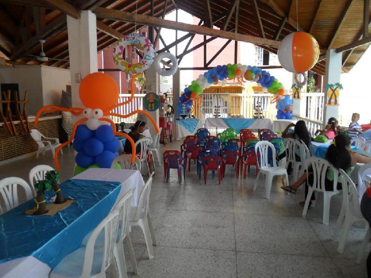 Recreadores profesionales para fiestas infantiles