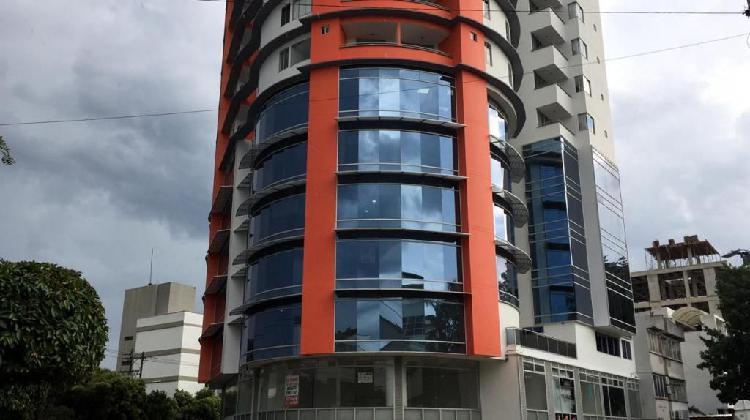 Vendo oficina 708 edificio terzetto living center