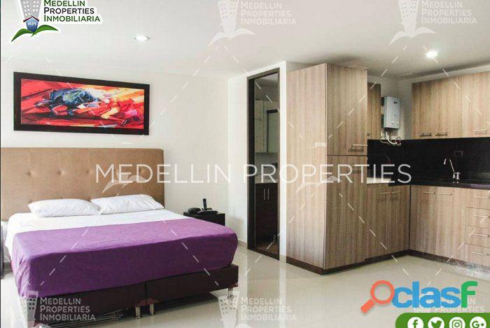 Apartamentos y casas por dias en el poblado cod: 5062
