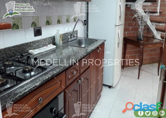 Apartamentos y casas por dias en el poblado cod: 5066