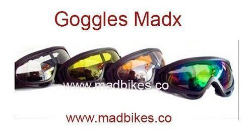 Gafas goggles, motocross, enduro, trial