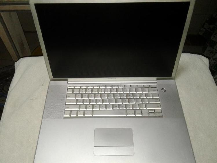Powerbook g4 apple para repuesto