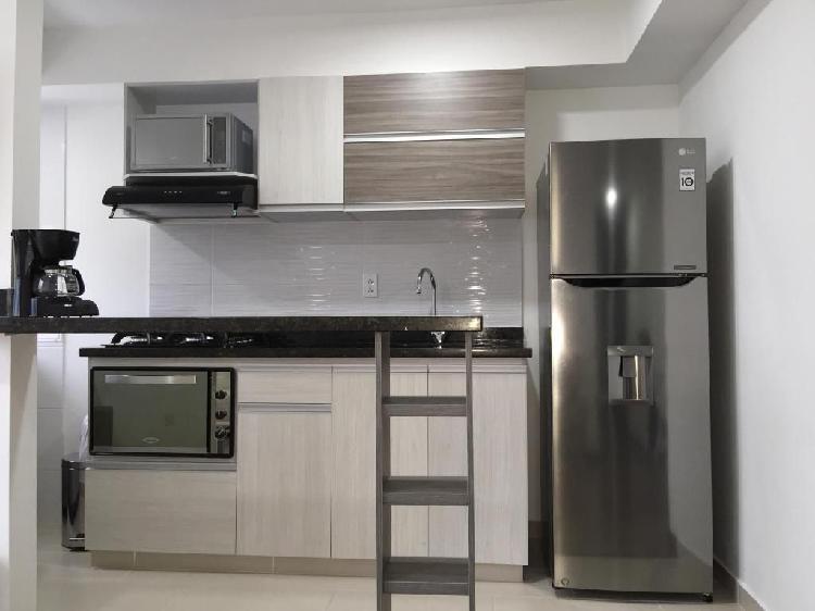 Alquiler apartamento amoblado armenia sector portal del