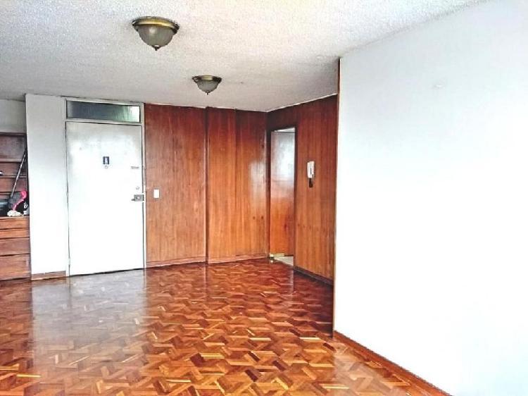 Arriendo lindo apartamento en quinta paredes, excelente