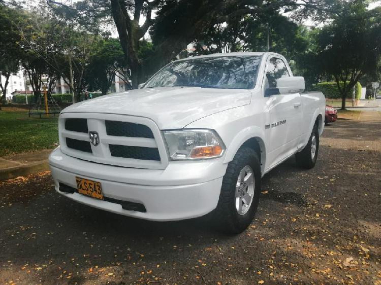 Dodge ram 2011