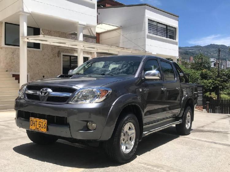 Toyota hilux vigo 3000 automatica