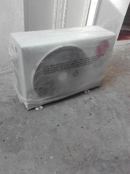 Unidad condensadora exterior lg dual inv