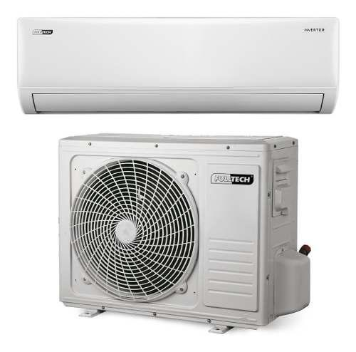 Aire acondicionado mini split fulltech 18000 btu-220inverter