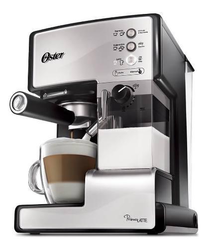 Cafetera automática para espresso, latte y cappuccino