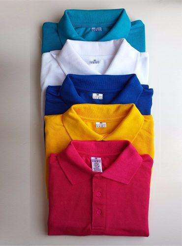 Camisetas tipo polo 3 x $78.000 talla grandes xxl y xxxl