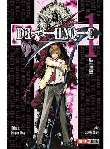Death note manga tomos originales panini manga