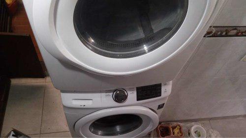 Duet torre lavadora secadora samsung gas excelente estado