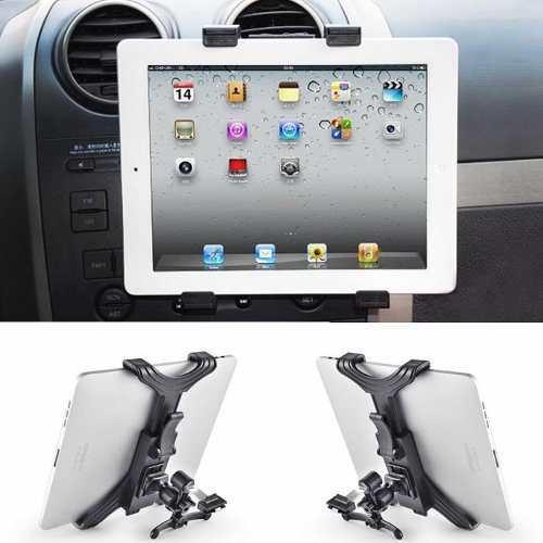Holder de tablet para carro soporte de regilla