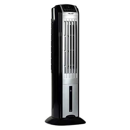 Humidificador y ventilador de aire por evaporación