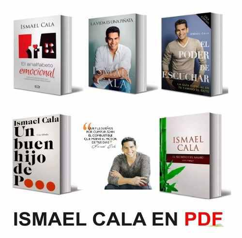 Ismael cala colección de 5 libros pdf