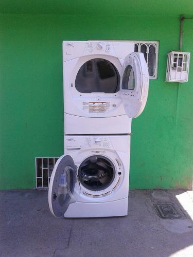 Juego de lavadora y secadora whirlpool