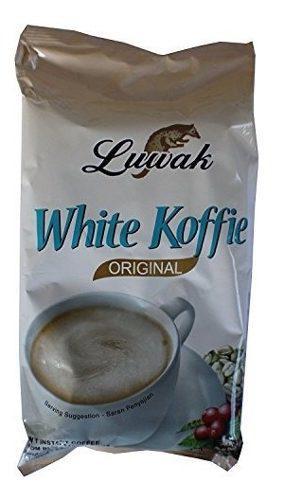 Kopi luwak white koffie original (3 in 1) instant coffee 10c