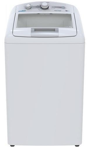 Lavadora automática de infusor 16kg/35lbs mabe
